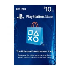 NETCARDS - PLAYSTATION $10