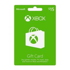 NETCARDS - XBOXLIVE $15