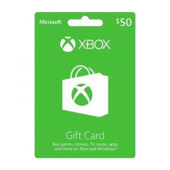 NETCARDS - XBOXLIVE $50