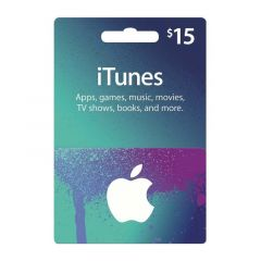 NETCARDS - ITUNES $15