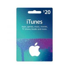 NETCARDS - ITUNES $20