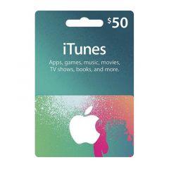 NETCARDS - ITUNES $50