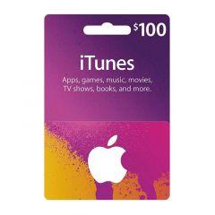 NETCARDS - ITUNES $100