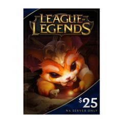 NETCARDS - LEAGUE OF LEGENDS $25