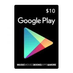 NETCARDS - GOOGLE PLAY $10