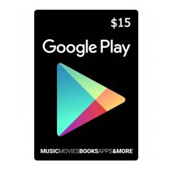 NETCARDS - GOOGLE PLAY $15