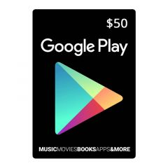 NETCARDS - GOOGLE PLAY $50