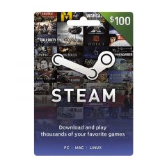 NETCARDS - STEAM $100