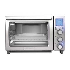HORNO DE CONVECCION DIGITAL BLACK + DECKER TO5000SQ - ACERO