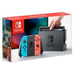 CONSOLA NINTENDO SWITCH NEON RED/BLUE