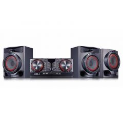 LG POWER HI-FI AUDIO CON KARAOKE - CJ45