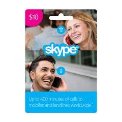 NETCARDS - SKYPE $10