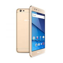 BLU - GRAND X LTE G0010WW UNLOCKED GSM DUAL-SIM PHONE W/ 8MP CAMERA - GOLD