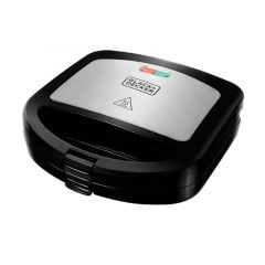 PANINI XPRESS™ BLACK + DECKER 700 WATTS - NEGRO