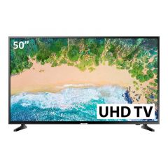 "TELEVISOR SAMSUNG 50"" NU7090 UHD 4K SMART TV"
