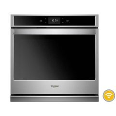 SMART APPLIANCE HORNO EMPOTRABLE ELÉCTRICO WHIRLPOOL WOS72EC0HS - ACERO INOXIDABLE