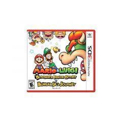 MARIO & LUIGI: BOWSER'S INSIDE STORY + BOWSER JR'S JOURNEY 3DS