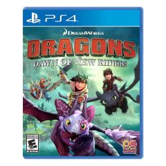 JUEGO DRAGONS: DAWN OF THE NEW RIDER-PS4