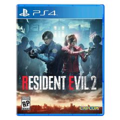 JUEGO RESIDENT EVIL 2 - PS4