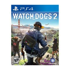 WATCH DOGS 2 PS4 UBI P 02290