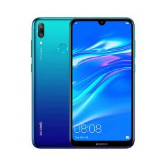 Y7 2019 AZUL ANDROID 8 0 OCTA CORE 1 8GHZ 3GB RAM 32GB CAM 13 2MP 8MP PANTALLA 6 3 BAT 4000MAH