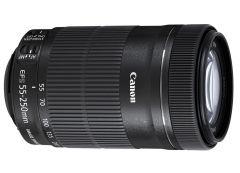 LENTE CANON EFS55250MMF456IS