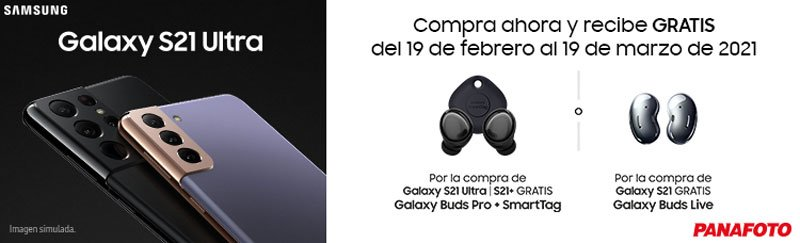 Pre-Venta Samsung S21