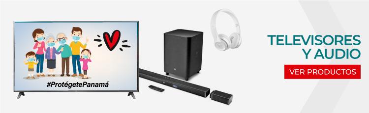 Televisores y Audio