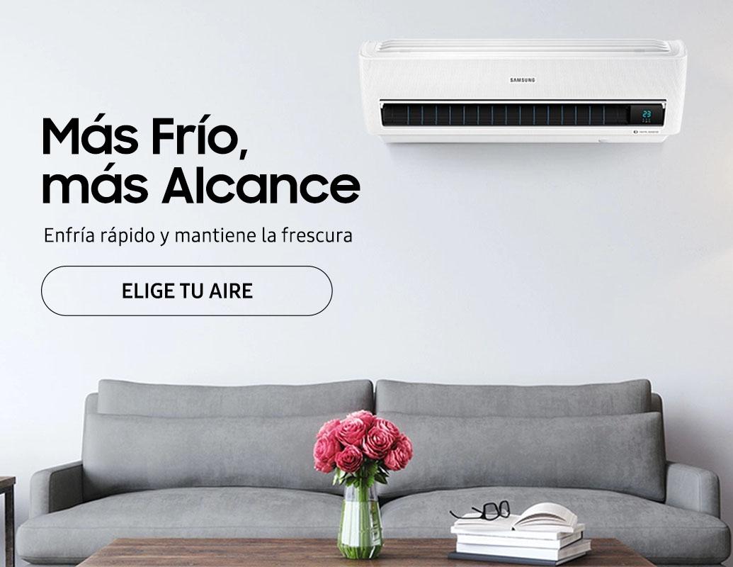Aires Acondicionados Samsung