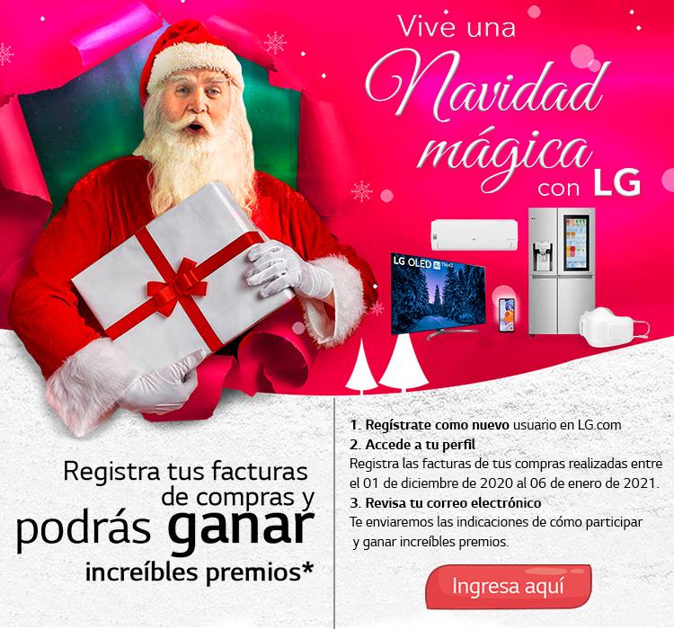 Navidad 2020 LG