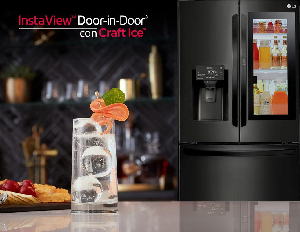 Refrigeradoras LG