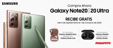 Ver Samsung Note 20 Click aquí