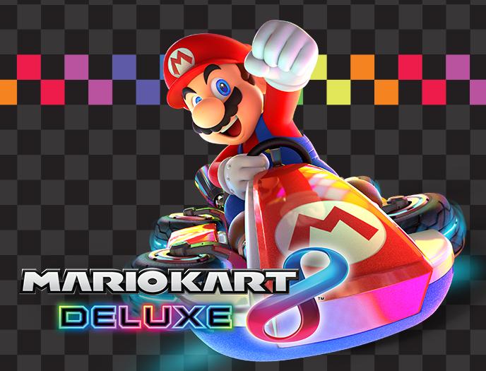 Mario Kart Deluxe 8